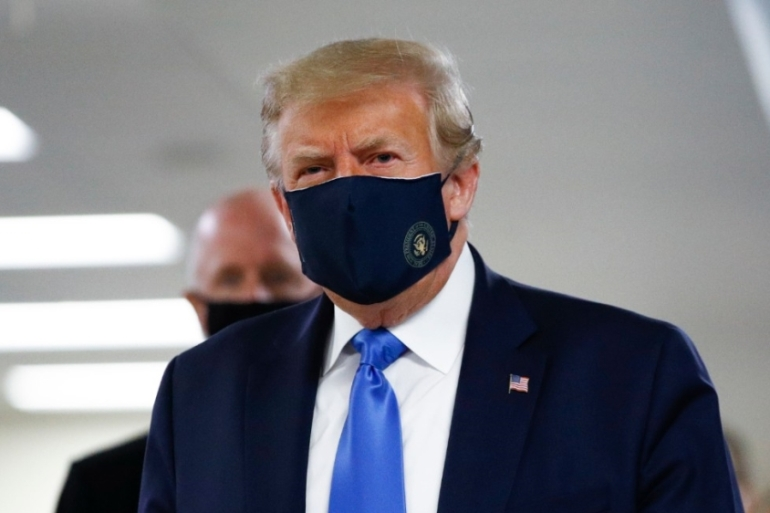 President Donald Trump does not have the legal authority to issue executive orders determining how money should be spent on the coronavirus [Patrick Semansky/AP Photo]