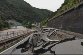 Japan set for more heavy rain amid flood disaster