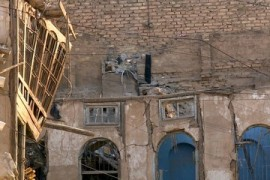 Old Baghdad buildings disappear despite laws to protect heritage