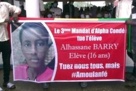 Guinea protests: Demands for justice and accountability