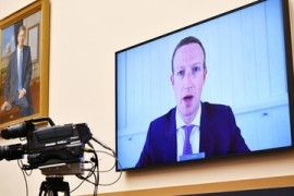 US lawmakers grill big tech CEOs at House antitrust hearing