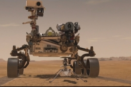 NASA's Perseverance Rover lifts off to Mars