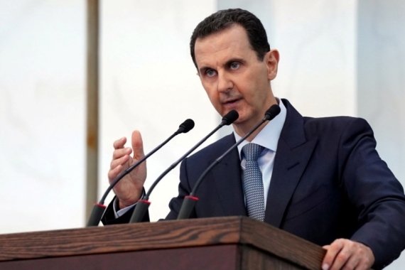 The last known talks between White House and Syrian officials in Damascus took place in 2010 [File: SANA/Reuters]