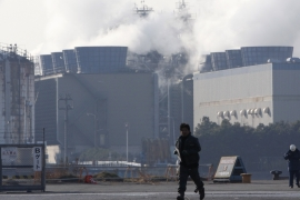 Japan is the only G7 country working on a major rollout of coal power, with companies planning to build around 20 new coal-fired plants with total capacity of about 12,000 megawatts, within a decade, a Reuters survey showed last year [File: Issei Kato/Reuters]