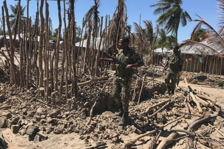 Over three years, more than 2,200 people have been killed in Cabo Delgado province [File: Joaquim Nhamirre/AFP]