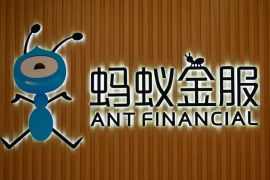 The proposal to add Ant Group to the US trade blacklist comes ahead of the company's IPO [File: Shu Zhang/ Reuters]