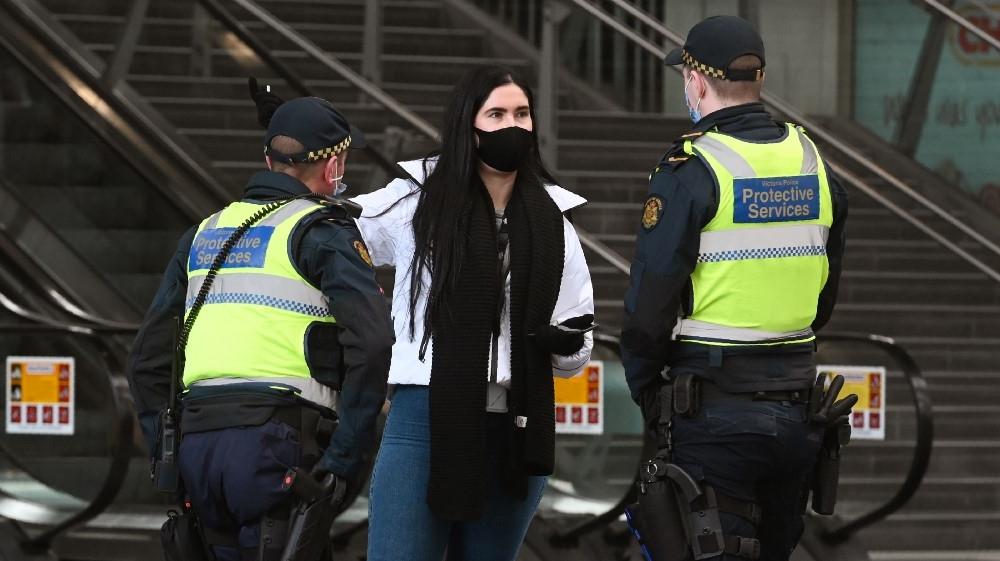 Police in Australia's Victoria criticised over COVID-19 response
