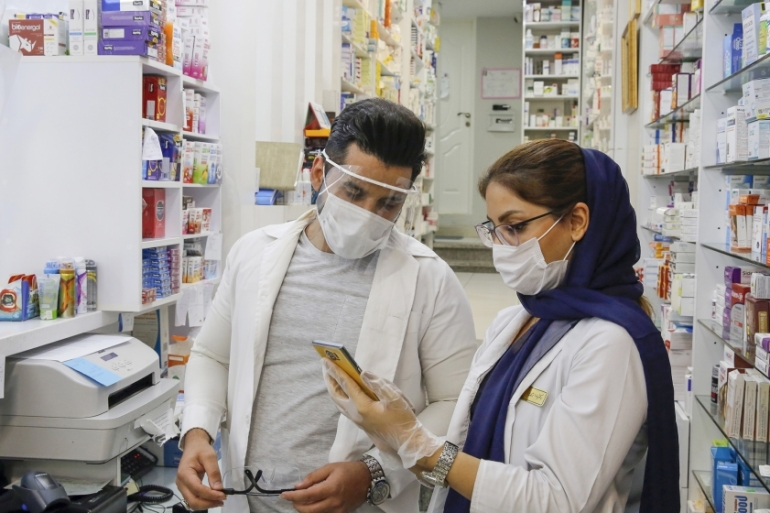 Iran has joined COVAX, a global initiative aimed at working with vaccine manufacturers to provide countries equitable access to safe and effective vaccines once they are licensed and approved [Abedin Taherkenareh/EPA-EFE]