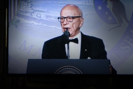 Murdoch's misinformation: COVID-19, China and climate change