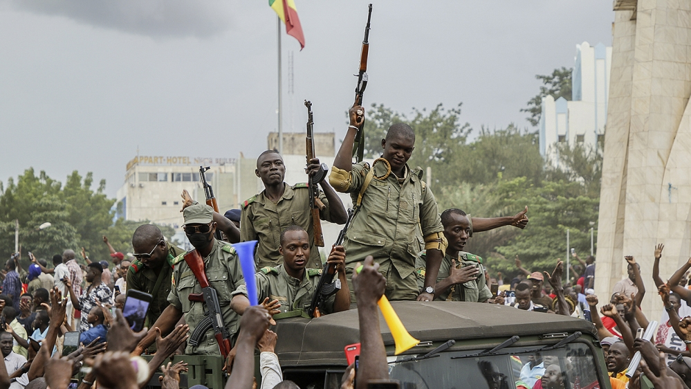 Mali president resigns after military mutiny: Live updates