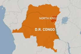 At least 22 civilians killed in rebel attack in eastern DRC