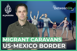 Journey to the US-Mexico border