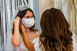 Istanbul bans indoor weddings as coronavirus cases rise: Live