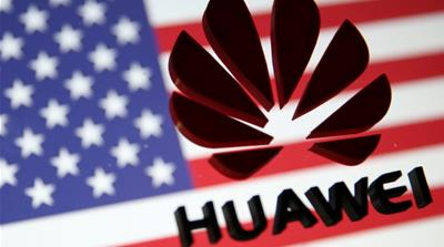 Huawei's supply chain 'attacked', says chairman