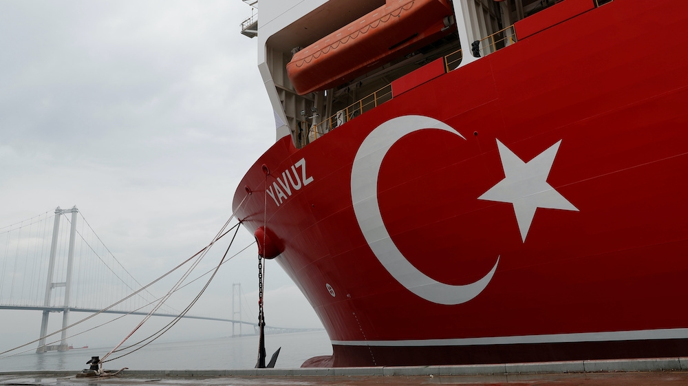 Turkey deploys research ship to East Med for energy exploration