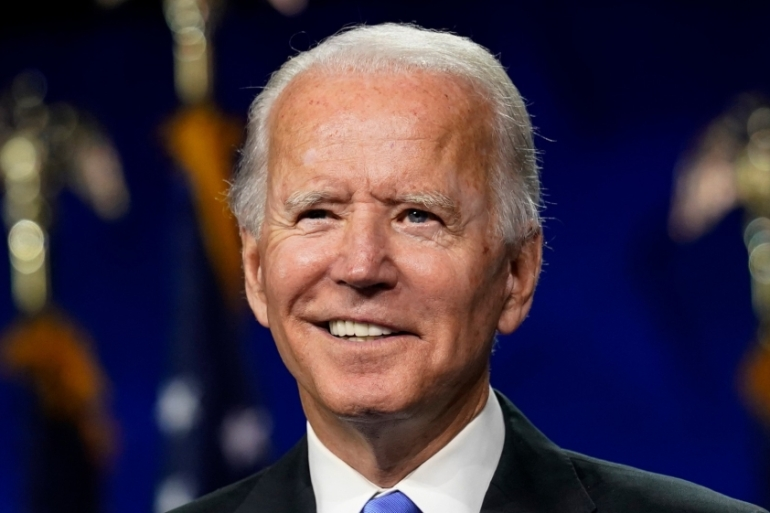 US elections: Who is Democratic presidential candidate Joe Biden? | US &  Canada | Al Jazeera