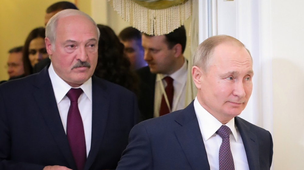 Belarus President Says Putin Ready To Help Ensure Security Europe Al Jazeera