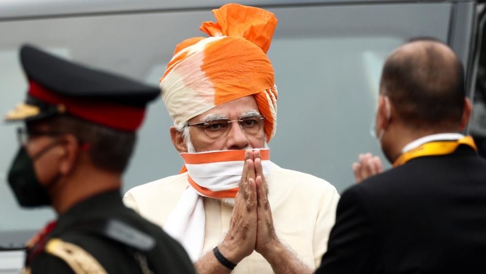 2021-02-09 03:54:45 | Biden, Modi discuss climate, 'democratic values' in first talks | Civil Rights News