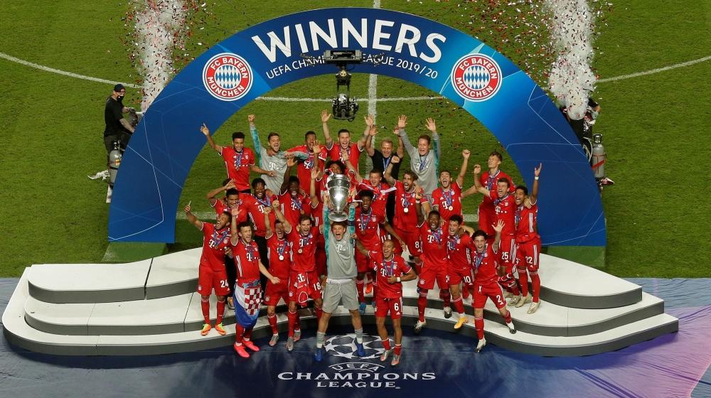 Bayern Munich beat Paris Saint-Germain to win Champions ...