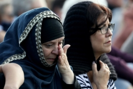The Christchurch High Court will hear statements from more than 60 victims of the mass shooting [File: Sanka Vidangama/AFP]
