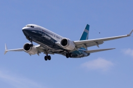 Federal Aviation Administration chief Stephen Dickson signed an order on Wednesday rescinding the grounding of Boeing's 737 Max [File: Karen Ducey/Reuters]