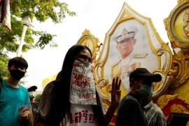 What is behind Thai protesters' calls for monarchy reform?