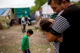 Argentina's pandemic squatters