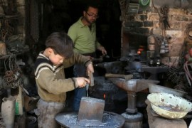 UNICEF: Conflict in Syria forces children into child labour