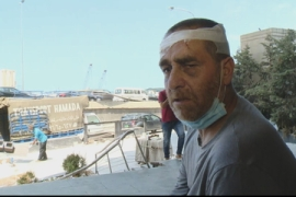 Beirut explosion: Injured Syrians struggling to survive