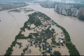 China floods raise concerns over Three Gorges Dam's efficacy