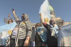 Argentina's judicial system: Controversial reforms spark protests