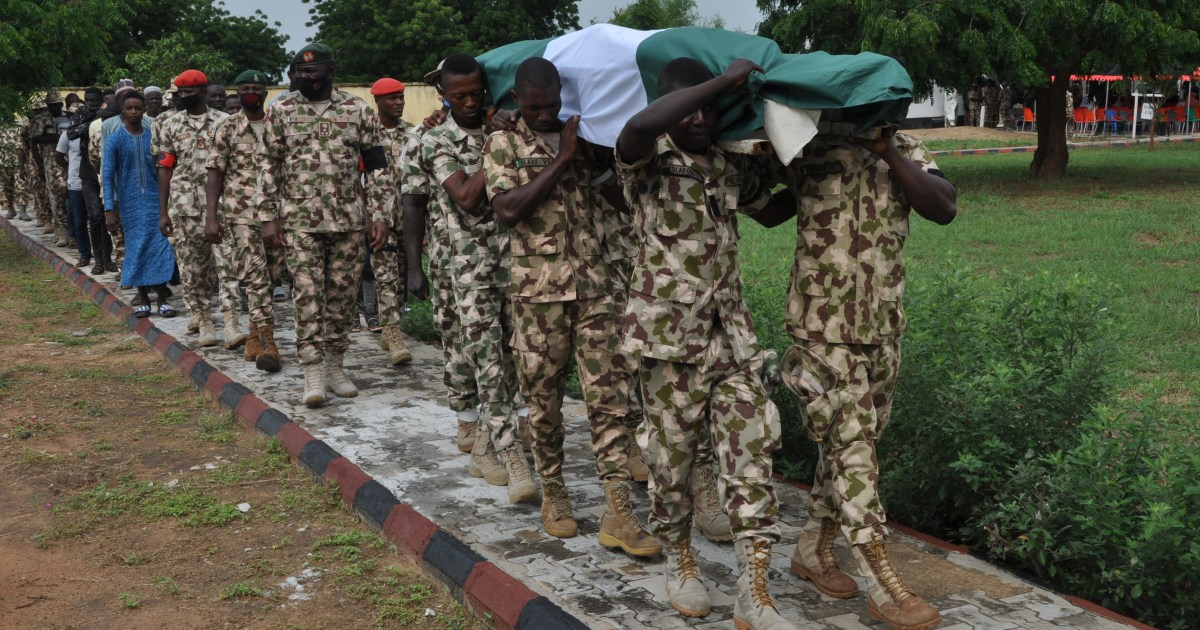 Several killed in attack on security convoy in northeast Nigeria thumbnail