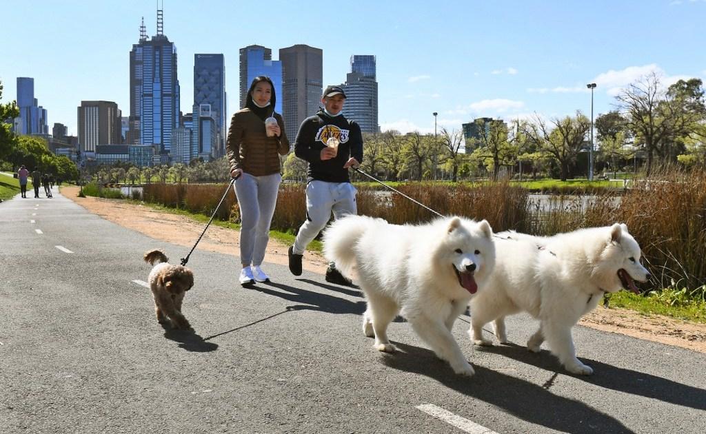 Covid 19 Cases In Australia S Victoria Fall As Lockdown Eases Coronavirus Pandemic News Al Jazeera