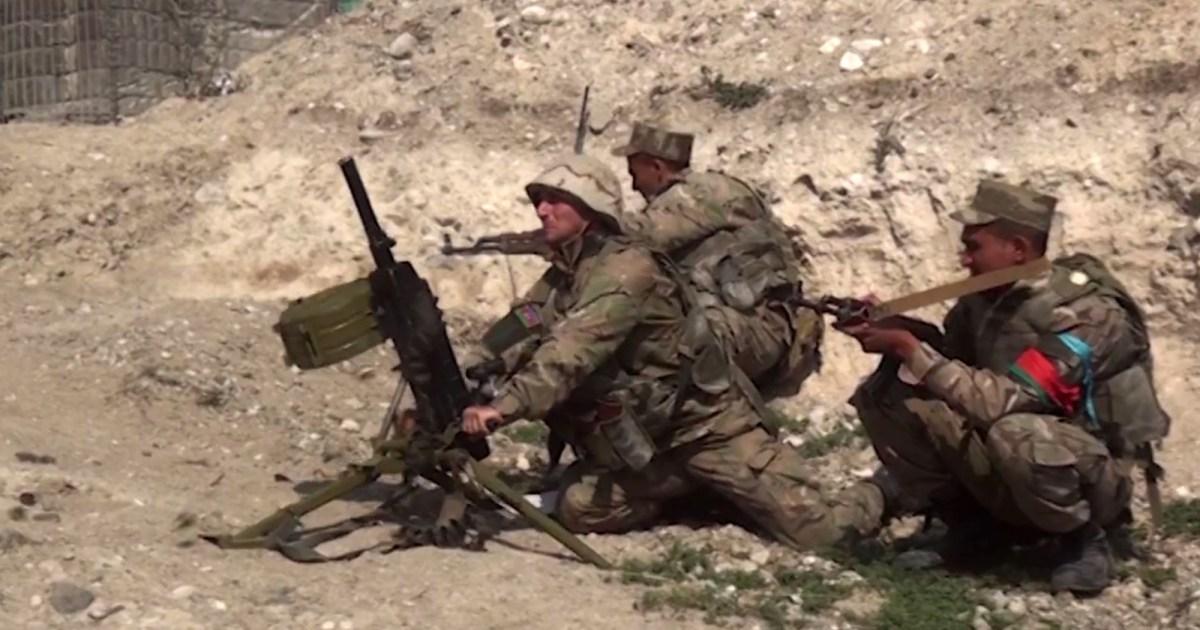 Nagorno-Karabakh: Russia urges Turkey to back ceasefire effort