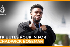 Tributes pour in for 'Black Panther' star Chadwick Boseman [Daylife]