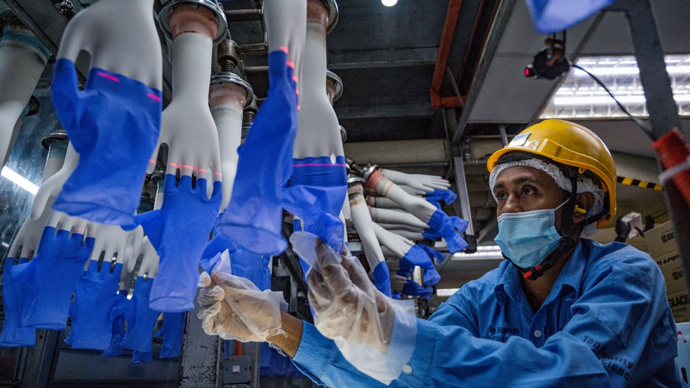 First COVID-19 death at Malaysia's Top Glove