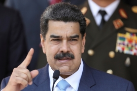 Nicolas Maduro also said authorities had foiled a plot aimed at blowing up a third refinery, El Palito in Carabobo state [File: Manaure Quintero/ Reuters]