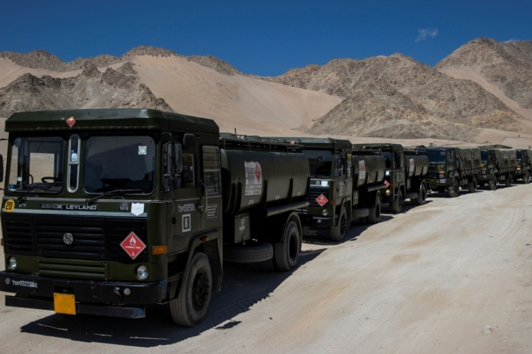 india, china commanders meet again on ending border standoff | asia pacific  news | al jazeera