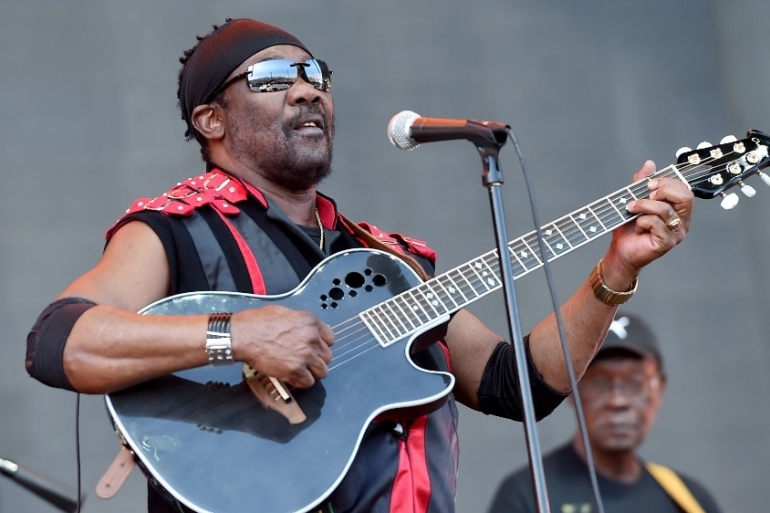 Hibbert was one of Jamaica's most influential musicians [File: Kevin Winter/Getty Images/AFP]