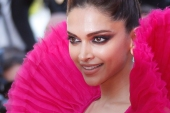 Actress Deepika Padukone at the 71st Cannes Film Festival in France [File: Regis Duvignau/Reuters]