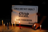 The case was the latest in a string of gruesome crimes against women in India [File: Anushree Fadnavis/Reuters]