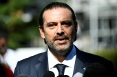 France, which has backed Hariri's idea to end a political deadlock, had said Lebanon risked collapse if politicians did not form a cabinet quickly [File: Reuters]