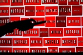 Netflix said its latest results reflected the fact that it saw such a big surge in customers earlier in the year amid coronavirus lockdowns worldwide [File: Mike Blake/Reuters]