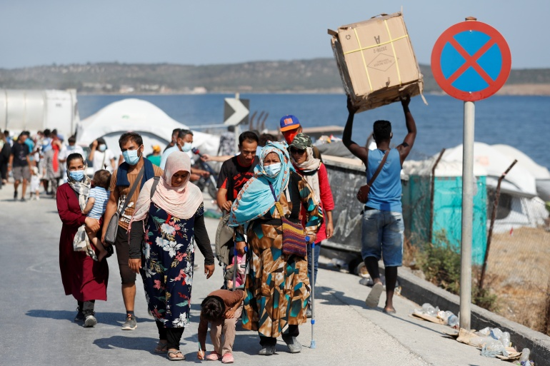 Greece was the entry point for more than 60 percent of refugee arrivals to Europe last year, versus 23 percent this year [File: Yara Nardi/Reuters]