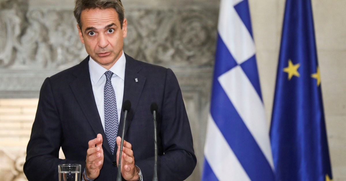 'Give diplomacy a chance': Greece PM invites Turkey for talks thumbnail