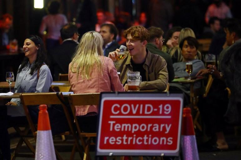Record COVID-19 cases in France, UK; 'Tough weeks ahead' in Spain | France  | Al Jazeera