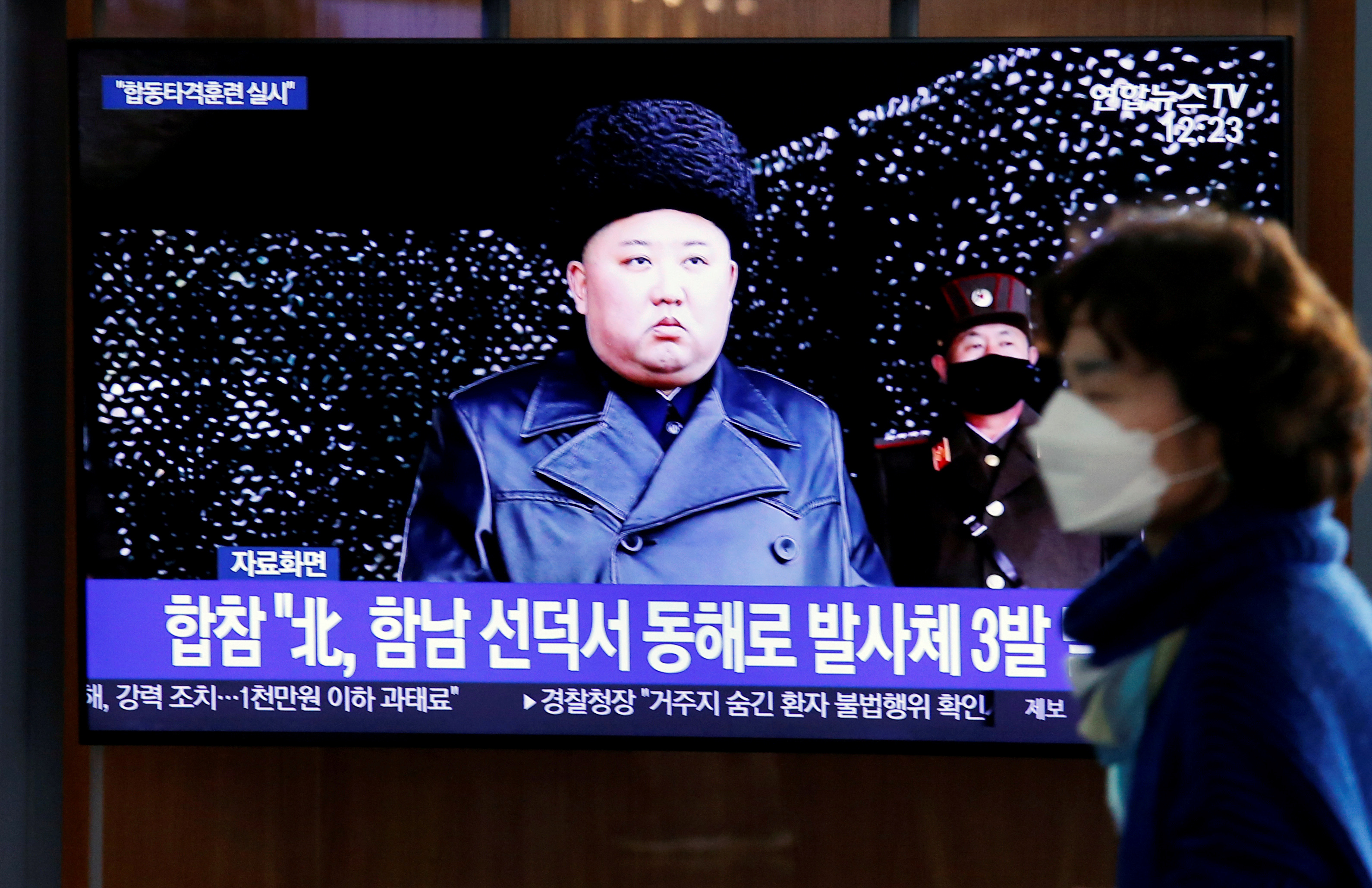 North Korea Warns Of Naval Tensions During Search For South Korean's Body
