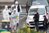Seven people have been arrested in connection with the stabbing [Gonzalo Fuentes/Reuters]