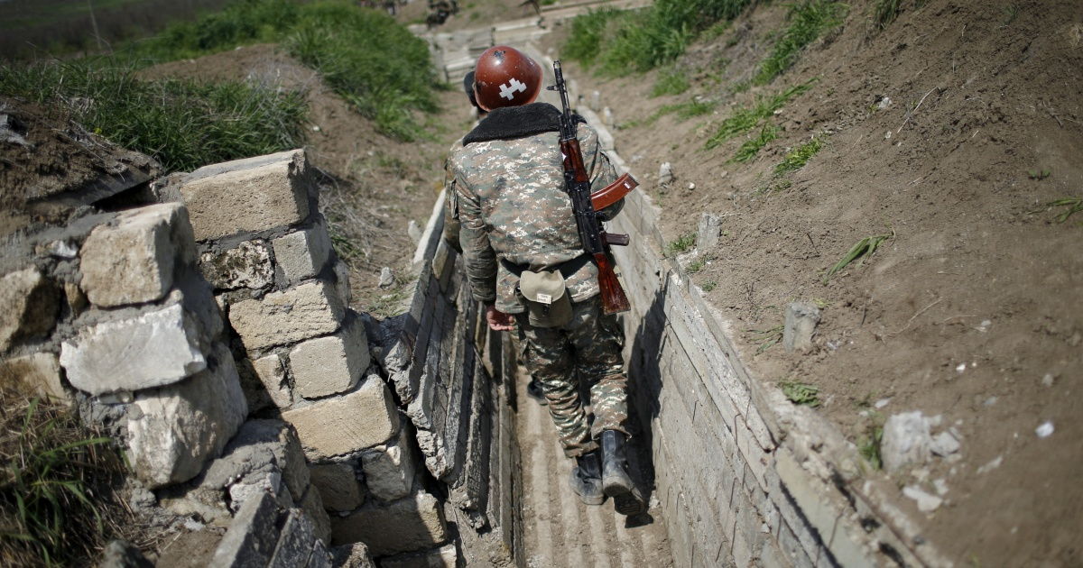 Armenia-Azerbaijan clashes: How the world reacted | Asia | Al Jazeera