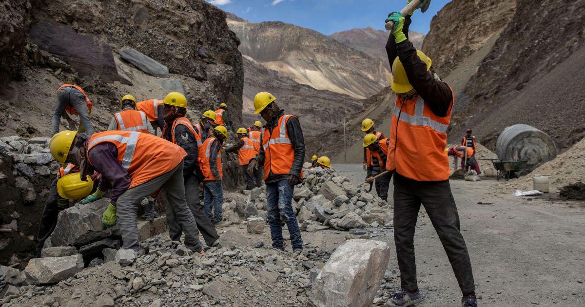 India races to build border roads, bridges to match China - Al Jazeera English
